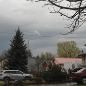 Storm Clouds over Neustadt, On