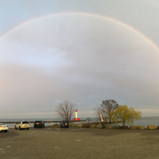 Oakville Harbour Rainbow
