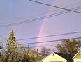 End of the rainbow. - Hamilton, ON, CA