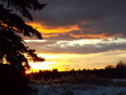 sun after the storm - Thunder Bay, ON P7C,