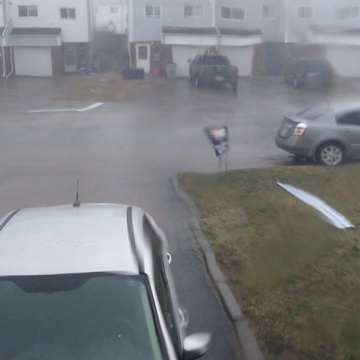Timmins first thunderstorm pt#2