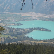 Bluetiful Kalamalka Lake again!!!!