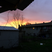 Kamloops Sunset