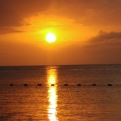 Sunset in Montego Bay