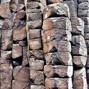 Giants Causeway Ireland Hexagonal Basalt