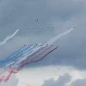 Snowbirds & Patrouille De France