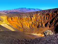 Ubehebe Crater - Death Valley National Park, Inyo County, CA,