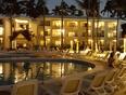 Poolside at dusk - Punta Cana, 11