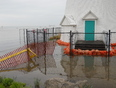 PORT DALHOUSIE 2 WEEKS LATER AND 3 FEET MORE WATER - Port Dalhousie, Saint Catharines, ON