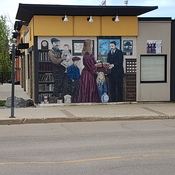 Stoney Plain Murals