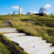 Exploring Cape Spear
