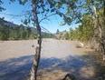 Overflowing Nicola River - Nicola, BC