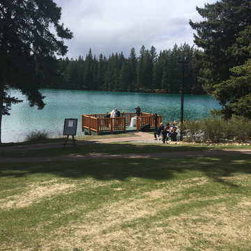 Wedding in Jasper