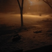 One foggy night.....