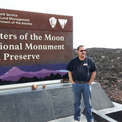 CRATORS OF THE MOON NATIONAL MONUMENT AND PRESERVE, IDAHO USA