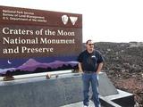 CRATORS OF THE MOON NATIONAL MONUMENT AND PRESERVE,  IDAHO USA - Idaho, USA
