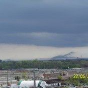 Wall cloud?? - May 22, 2017