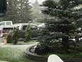 Spring snow storm - Calgary, AB | T3G 3V5
