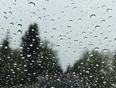 Raining in Calgary  - Calgary, AB, CA