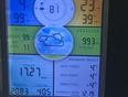 Airdrie Alberta Wind peak 99km/h - Airdrie, AB, CA