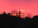 Moncton sunset - Moncton, NB, CA