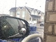 102 km/h Wind gusts Shake car - Airdrie, AB   T4B 3Z5
