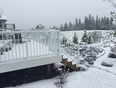 Let it snow! - Canmore, AB, CA