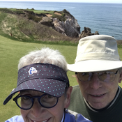 Our trip to Cabot Cliffs on Monday May 22nd. Amazing weather & awesome course!