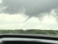 Tornado hunter - SK, CA
