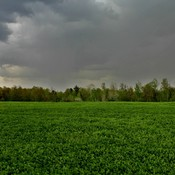 Storm approaching Innisfil ,