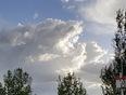 approaching storm. - Saskatoon, SK