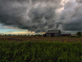 Cloudy night - 41301-41399 Overholt Rd, Wainfleet, ON,