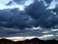 Sun set at navens bay8:45pm - Winnipeg, MB, CA