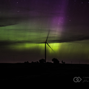 Northern Lights and Proton Arcs