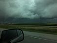 Dark Rain Clouds  - Winnipeg, MB, CA