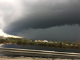 There's a storm a-brewing! - Timmins, ON, CA