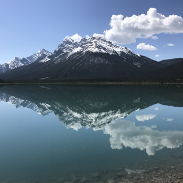 Spray Lakes
