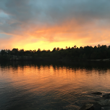 Georgian Bay sunsets
