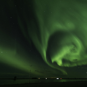 G3: Strong Geomagnetic Storm of Aurora