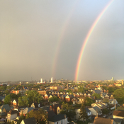Double Rainbow Over Hamilton