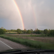 one more pic of that double rainbow