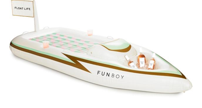 Nouvelles des accessoires insolites pour la piscine for Piscine portative