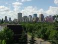 nice downtown view