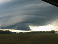 Shelf clouds - Minesing, ON