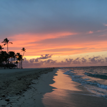 Sunset Punta Cana
