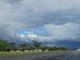 Une trouée dans les nuages