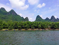 Li Jiang river Guilin China - Guilin, Guangxi, China