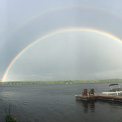 Rainbows in Buckhorn