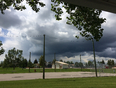 Tornado weather - Calgary, AB, CA