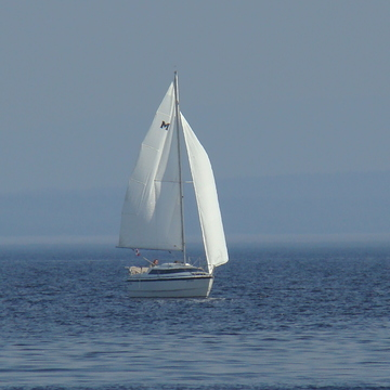 Sailing . . . take me away